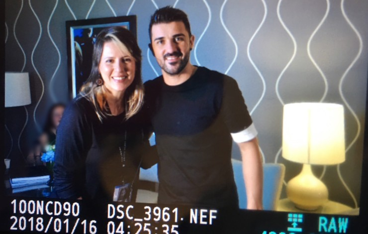 "A day with David ""El Guaje"" Villa"